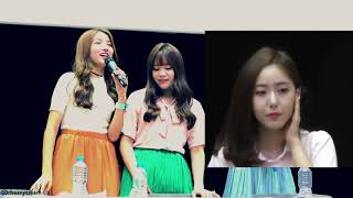 Download Video [ENG] 160827 Gfriend fan sign, SinRin, Yerin's double chin [Part 2 of 3] MP3 3GP MP4