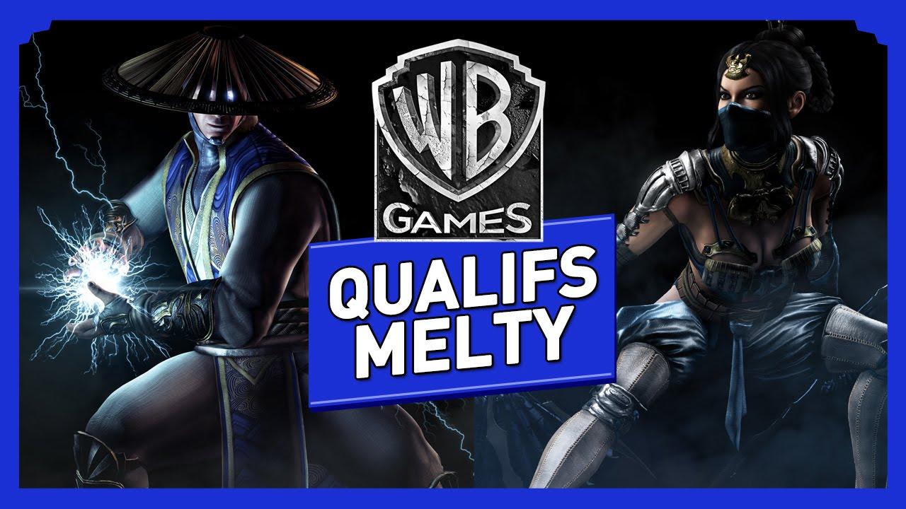 Mortal Kombat Academy – Qualifications Melty avec Florian Nguyen !