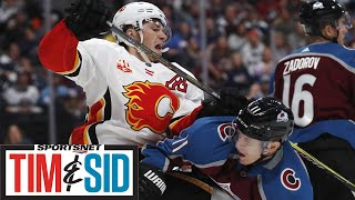 Are The Flames Still Rattled From Their First-round Exit To Avalanche? | Tim and Sid