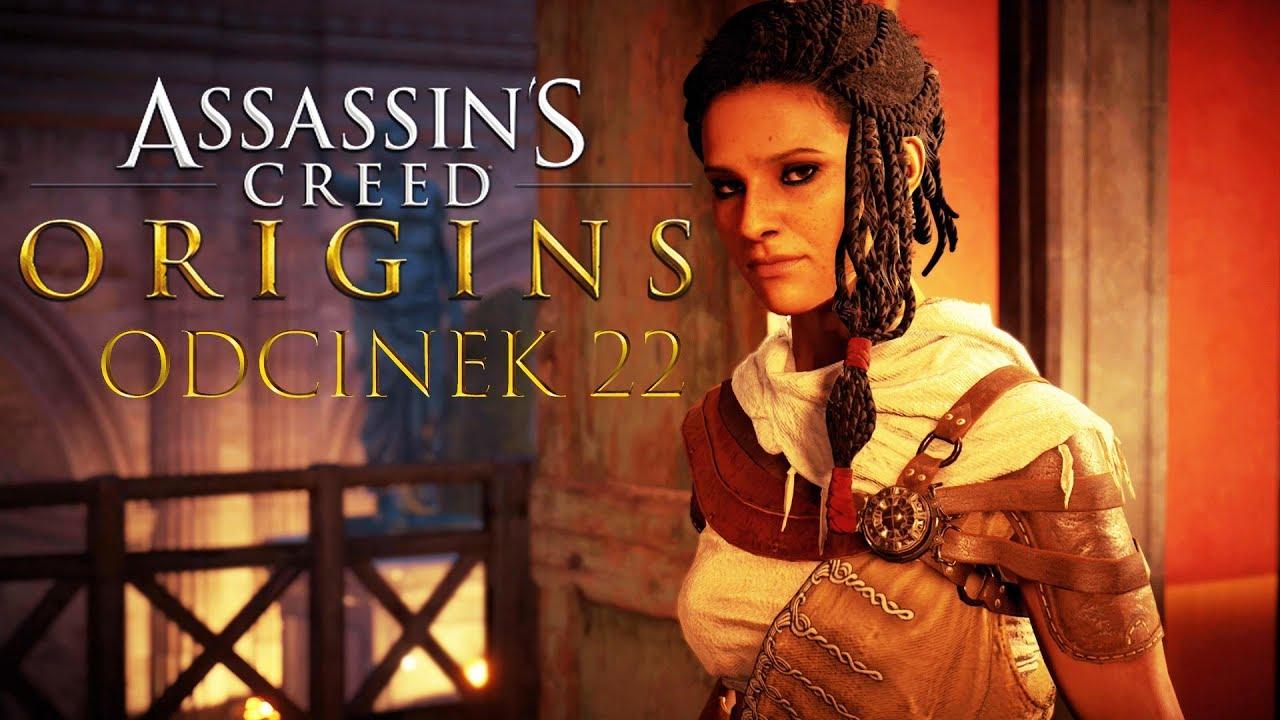 Zagrajmy w Assassin's Creed Origins #22 – WALKA ZE SŁONIEM! – PC 4K