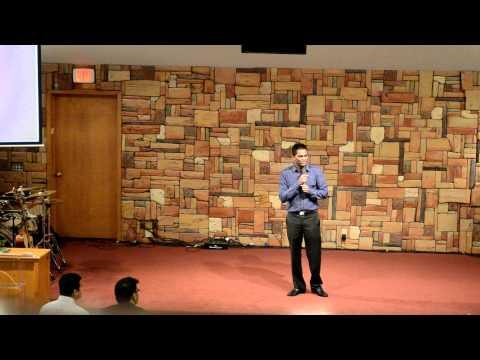 Harold Bhangra at BLC Church 2011