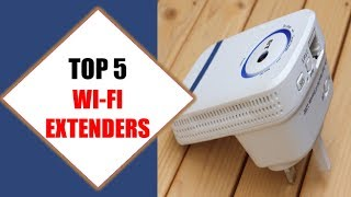 Top 5 Best Wi-Fi Extenders 2018 | Best Wi-Fi Extender Review By Jumpy Express
