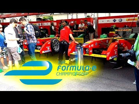 Die F1 Bros beim Berlin ePrix 2016 | Formel E mit KrazyKennez, Voatrex und FGS02FFM