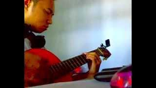 sandy sandoro - malam biru ( acoustic cover ) Nu3L ..mp4