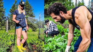 What A Day Of Homesteading Looks Like | Day In The Life | Idaho Homestead