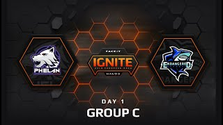 Phelan Gaming vs ENDANGERED Esports - GROUP C (FACEIT Ignite: Halo European Open)