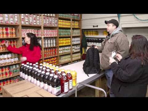 Rhode Island Community Food Bank 30th Anniversary Video