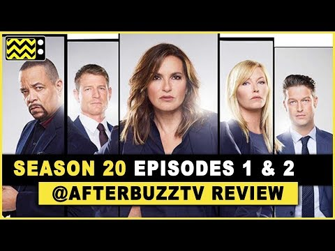 Download Law and Order SVU Season 20 Episodes 1 & 2 Review & After Show