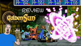 Golden Sun: The Lost Age Review (GBA)