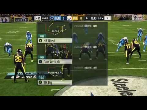 Big plays spark offense's fast start against Steelers
