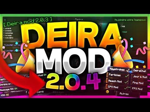 VOICI LE DEIRA MOD 2.0.4 ENFIN, BEAUCOUP D'AJOUTS INÉDITS POUR LE RUSH !