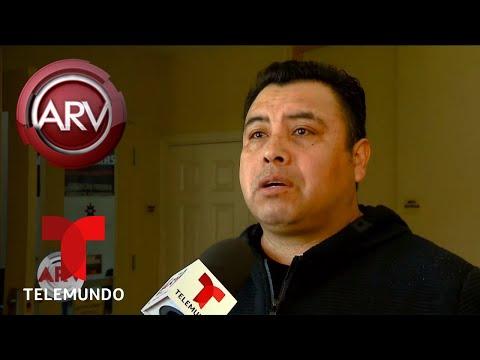 Sorpresiva redada por agentes de ICE en un supermercado | Al Rojo Vivo | Telemundo