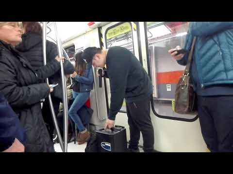 Coldplay-scientist [cover] and more..in public.