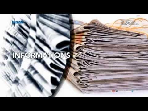 JT Français 20h  du lundi 16 juil. 2018
