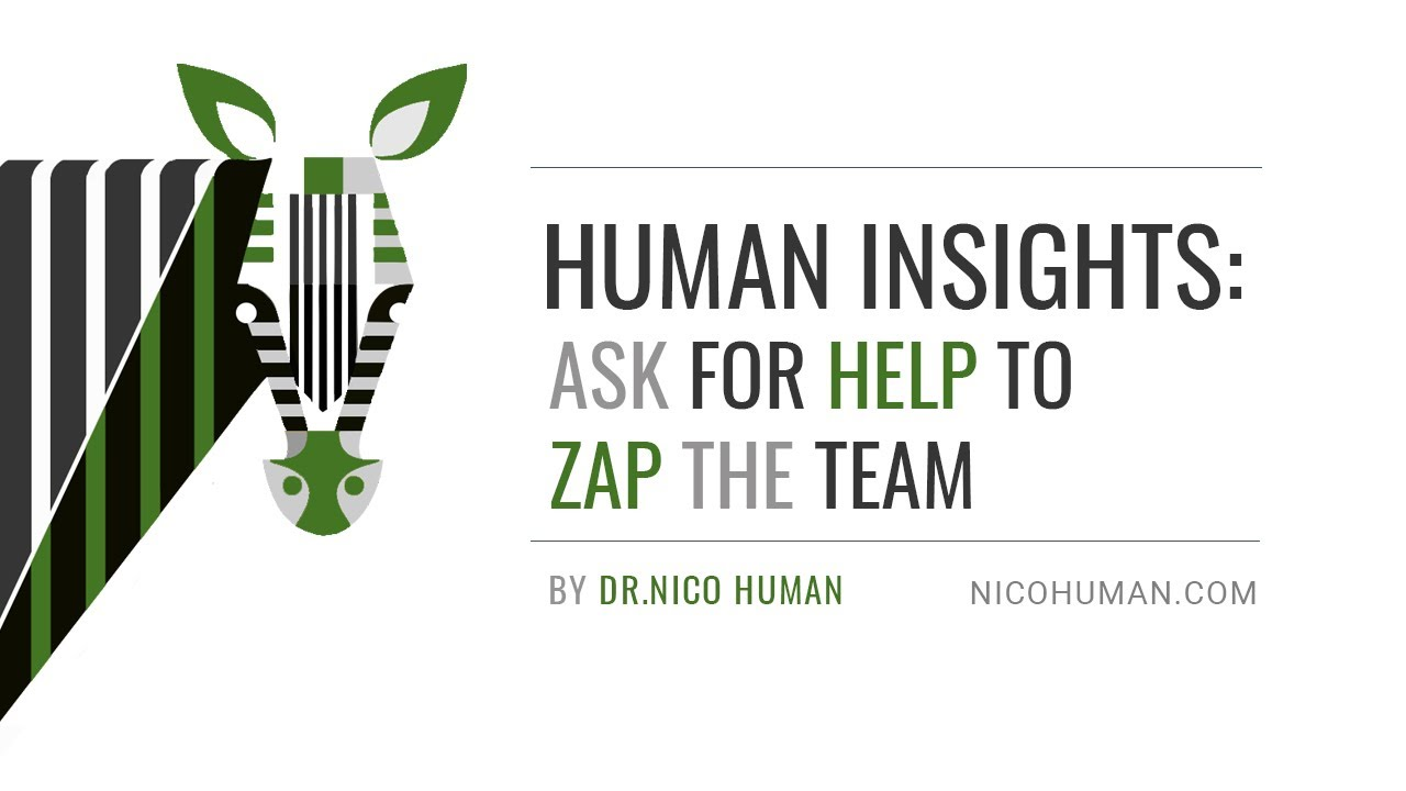 Ask for Help to Zap the Team