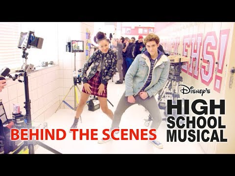 High School Musical: The Musical: The Series (Behind The Scenes) | Disney+ Series HD