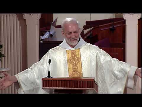 Daily Catholic Mass - 2019-10-01 - Fr. Joseph