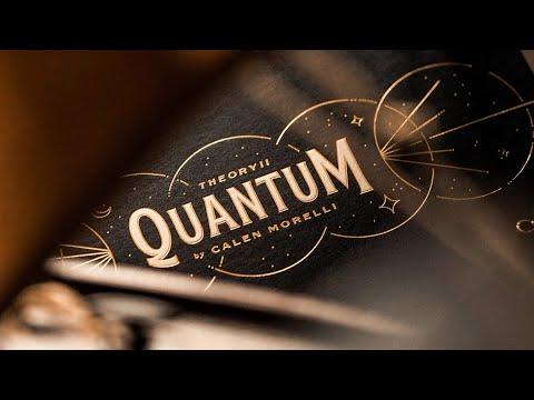 QUANTUM by Calen Morelli - The LEGEND Returns!