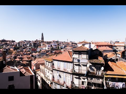 WELCOME TO PORTO, PORTUGAL