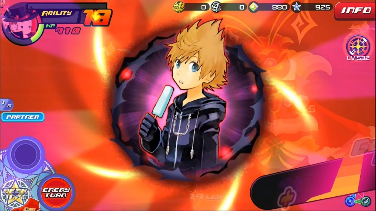 Khux Jp 130 Guilted Boosted Roxas Toon Version Showcase Youtube