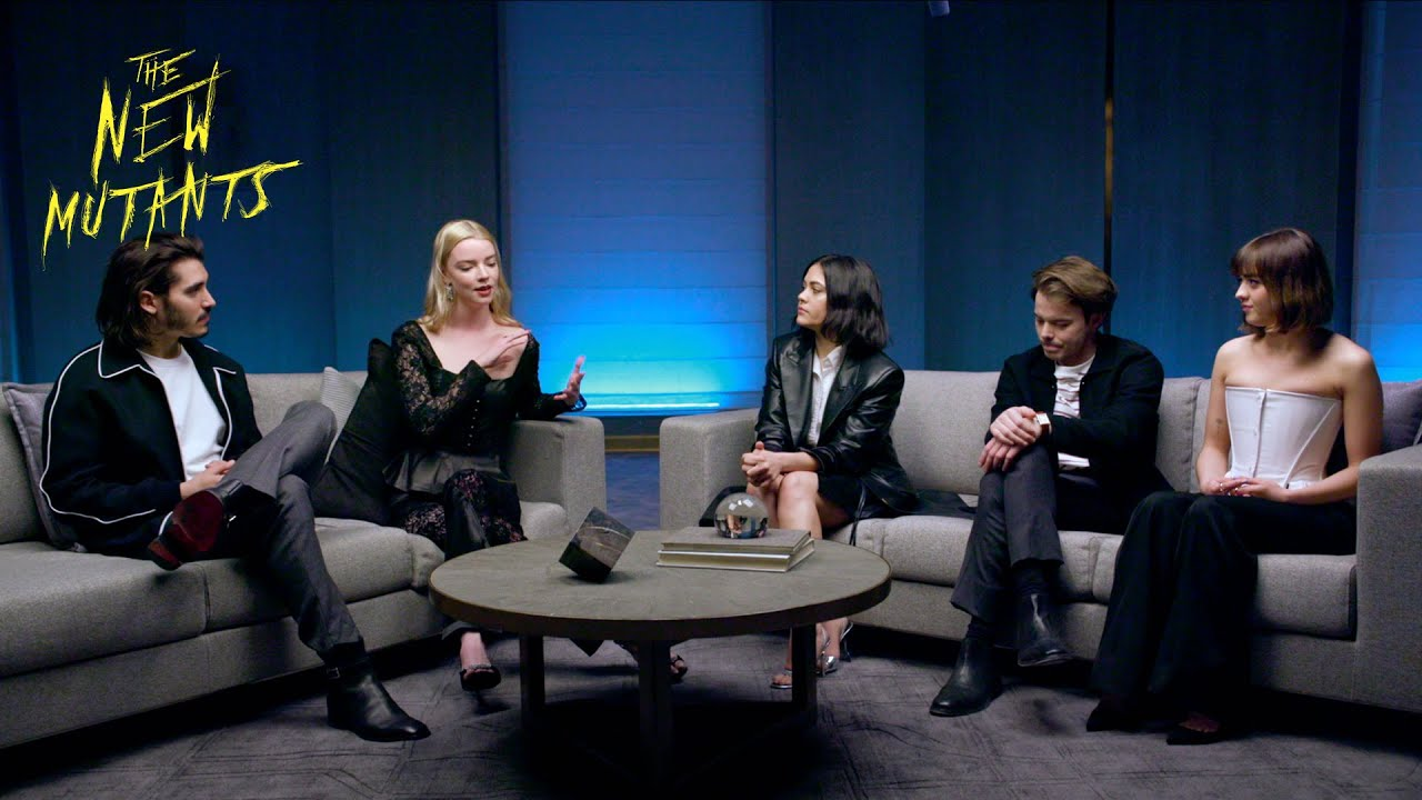 The New Mutants | The CW Roundtable | 20th Century Studios