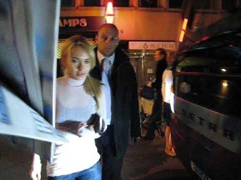 Hayden Panettiere, Paris 28.08.2007 Heroes