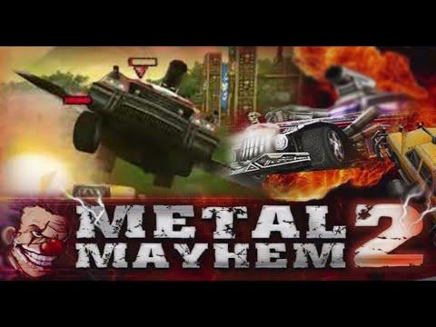 Metal Mayhem 2 game | ihotgames.com