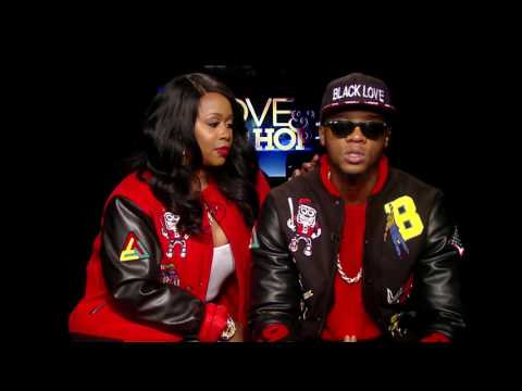 Satellite Interview with Remy Ma and PaPoose from Love & Hip