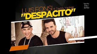 Luis Fonsi ft  Daddy Yankee  - Despacito (караоке, минус)