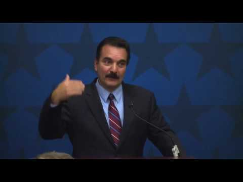 An Evening with Hon. Vincent Prieto - The Rebovich Institute for New Jersey Politics