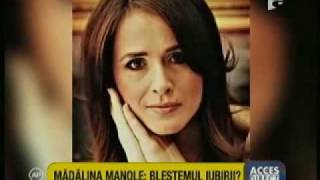 Vezi aici totul despre dragostea dintre Madalina Manole si Serban Georgescu