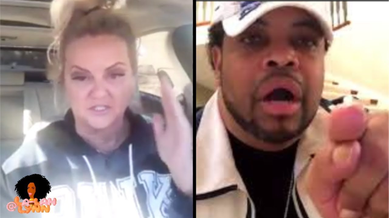 "Apostle David Taylor Exposed By ""Secret Girlfriend"" Gospel Singer Vicki Yohe AND His Ex-.."