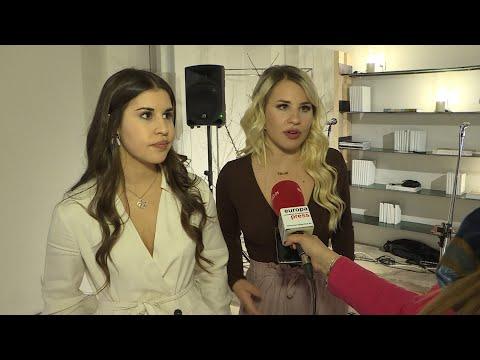 Lucía y Natalia Gil presentan la canción #LoQueEsNuestro
