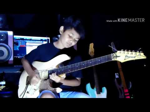 Andy Timmons  - Cry For You Cover By Abim Finger