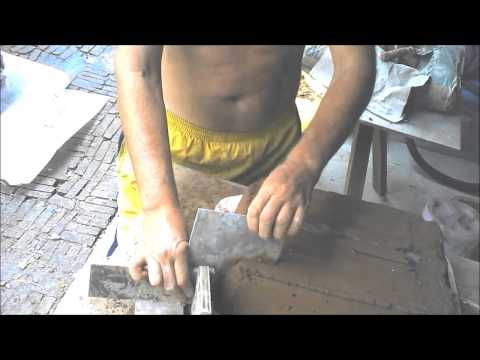 how to make a cement bonsai pot part 3