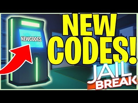 NEW JAILBREAK CODES 🚨 ROBLOX *NEW* (ALL CODES) 2019