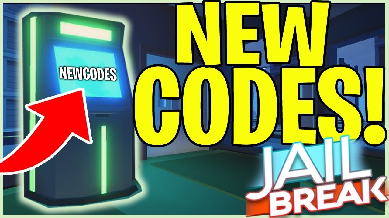 New Jailbreak Codes Roblox New All Codes 2019 Youtube