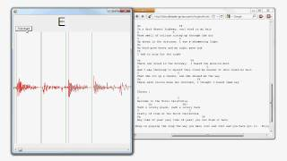Chord finder: Extract chords from any music file! Mp3