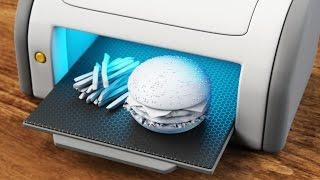 видео Создан самый большой  в мире 3D-принтер для строительства домов