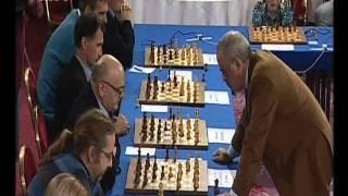 KASPAROV/ Simultaneous exhibition/Chess in school/Šah uz školu/Zagreb 27.12.015./HTV3/Live/ uživo/