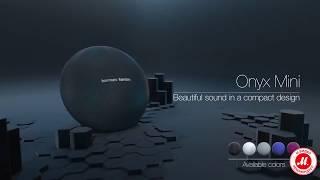 Беспроводная акустика Harman/Kardon Onyx Mini