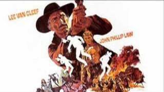 """ENNIO MORRICONE -""""Death Rides a Horse"""" (1967)"""