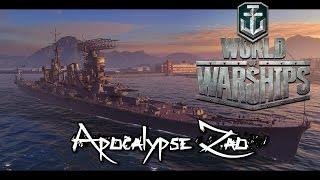 World of Warships - Apocalypse Zao