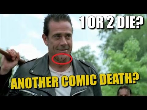Download The Walking Dead Season 7 Episode 8 Preview & Predictions Another Comic Death?