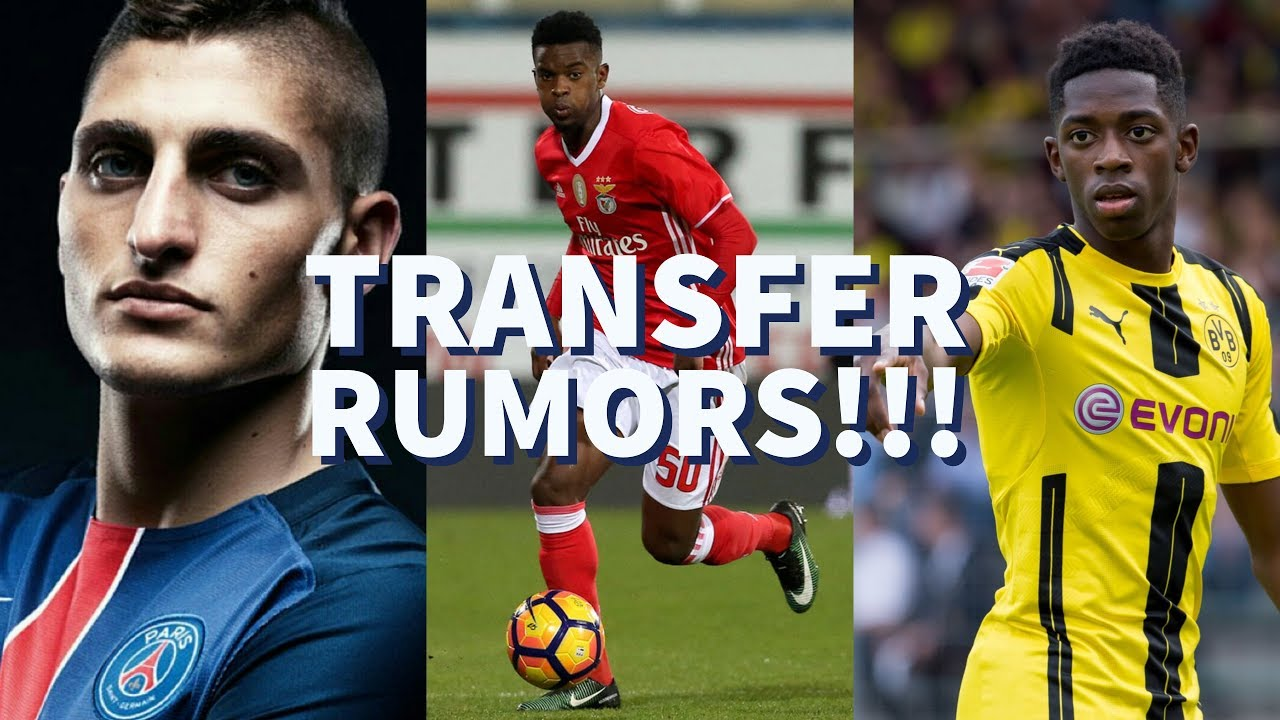 Fcb Transfer News