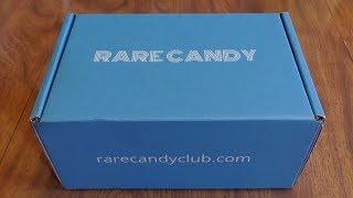 Pokemon Rare Candy Box Opening