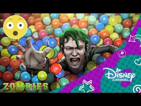 ZOMBIES: Adelanto Exclusivo   Disney Channel Oficial