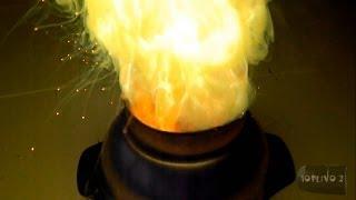 4 способа получения огня без спичек (химия)