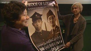 Film tells story of Japanese-American loyalty during World War II