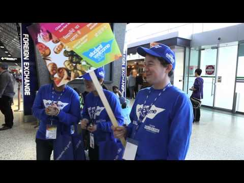 Student Welcome Desk 2014 | City of Melbourne